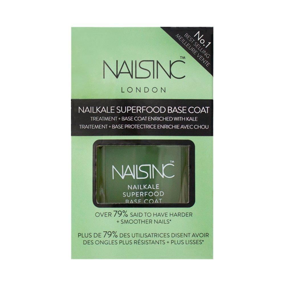 Amazon.com : Nails Inc Nailkale Superfood Base Coat - .47 oz : Beauty