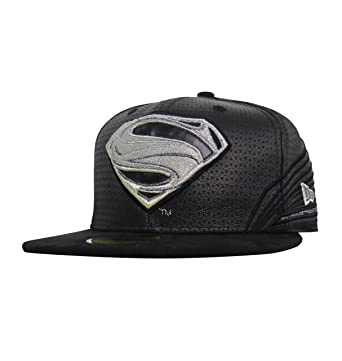 173928a77da15 ... wholesale superman black armor justice league 59fifty fitted new era hat  7 1 8 0461a 94449