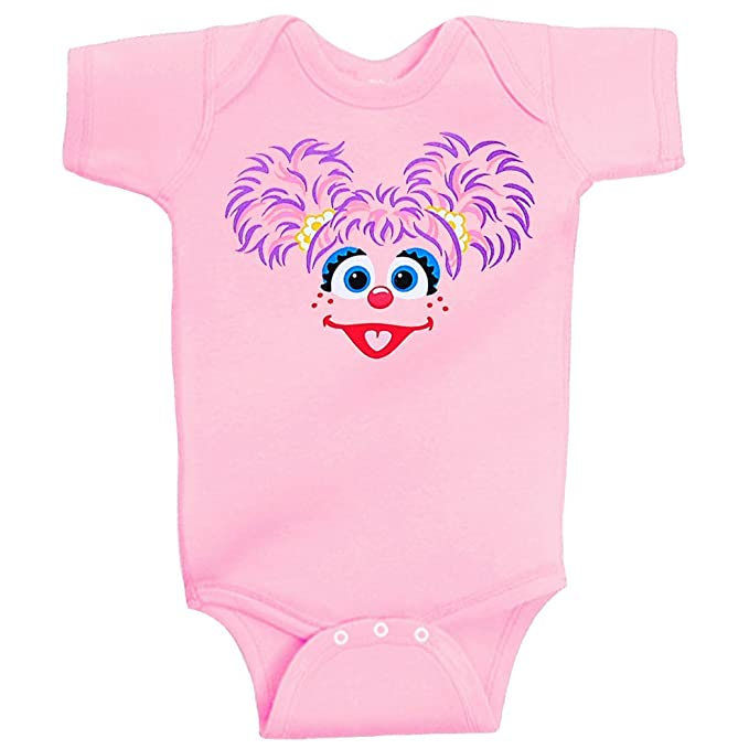 a6b97ff5b Amazon.com  Animation Shops Abby Cadabby Infant Onesie Romper  Clothing