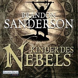 Kinder des Nebels (Mistborn 1) Hörbuch von Brandon Sanderson Gesprochen von: Detlef Bierstedt