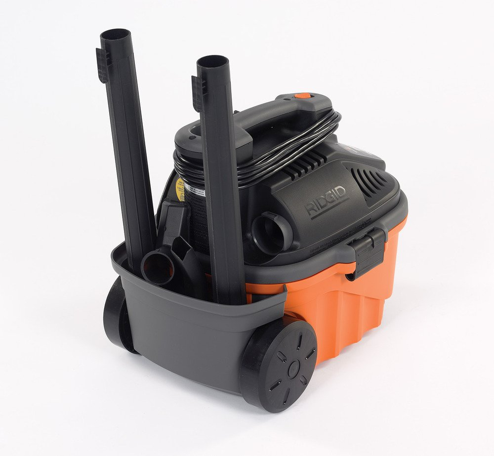 Ridgid WD4070 4 Gallon Portable Vacuum by Ridgid