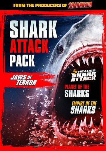 Shark Attack Pack: Jaws Of Terror Edizione: Stati Uniti Italia DVD: Amazon.es: John Savage, John Savage: Cine y Series TV