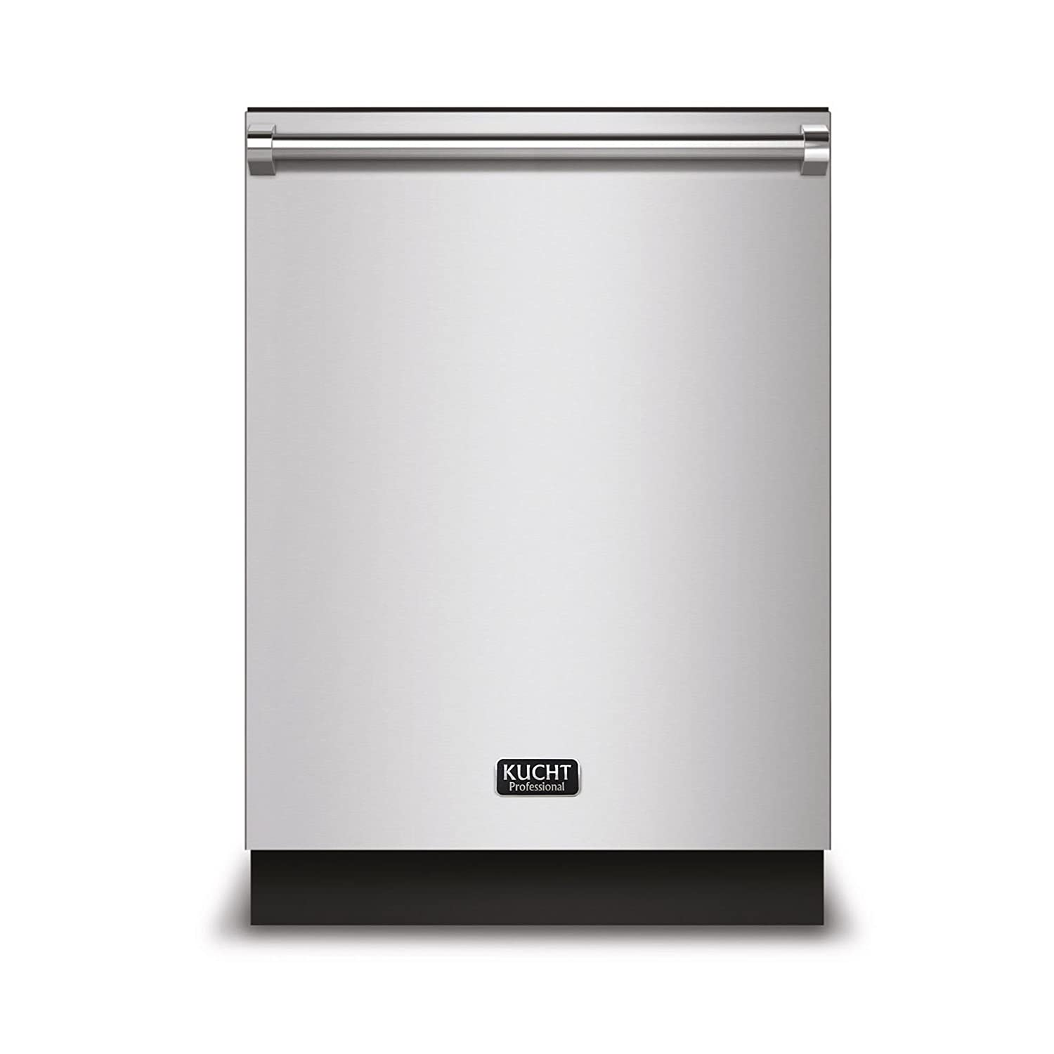 "Kucht K6502D Professional 24"" Top Control Dishwasher, Stainless-Steel"