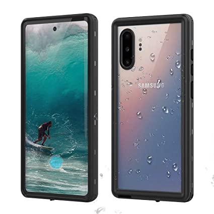 Amazon.com: Funda impermeable para Galaxy Note10+ Plus ...