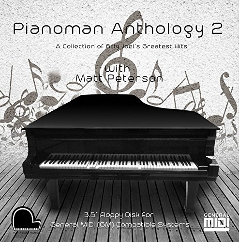 Piano Man Anthology 2 - Billy Joel Collection - General Midi