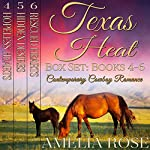 Texas Heat Box Set - Books 4-6 | Amelia Rose