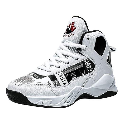 Willsky Zapatos De Baloncesto del Muchacho, Top del Alto De La ...