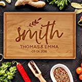 yeti gift pack - Personalized Cutting Board Cherry Wood Free Customization Engraved SY#10 |BHJK