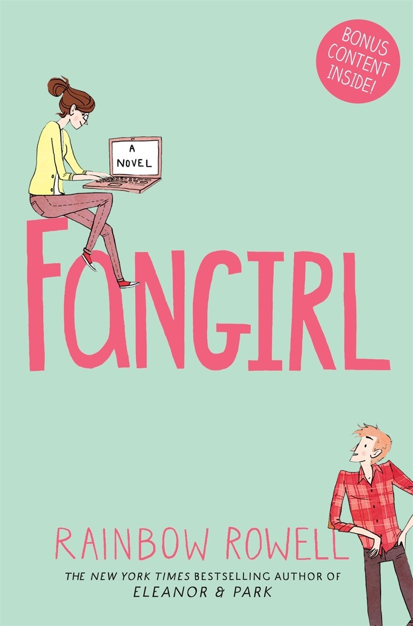 Image result for fangirl cover