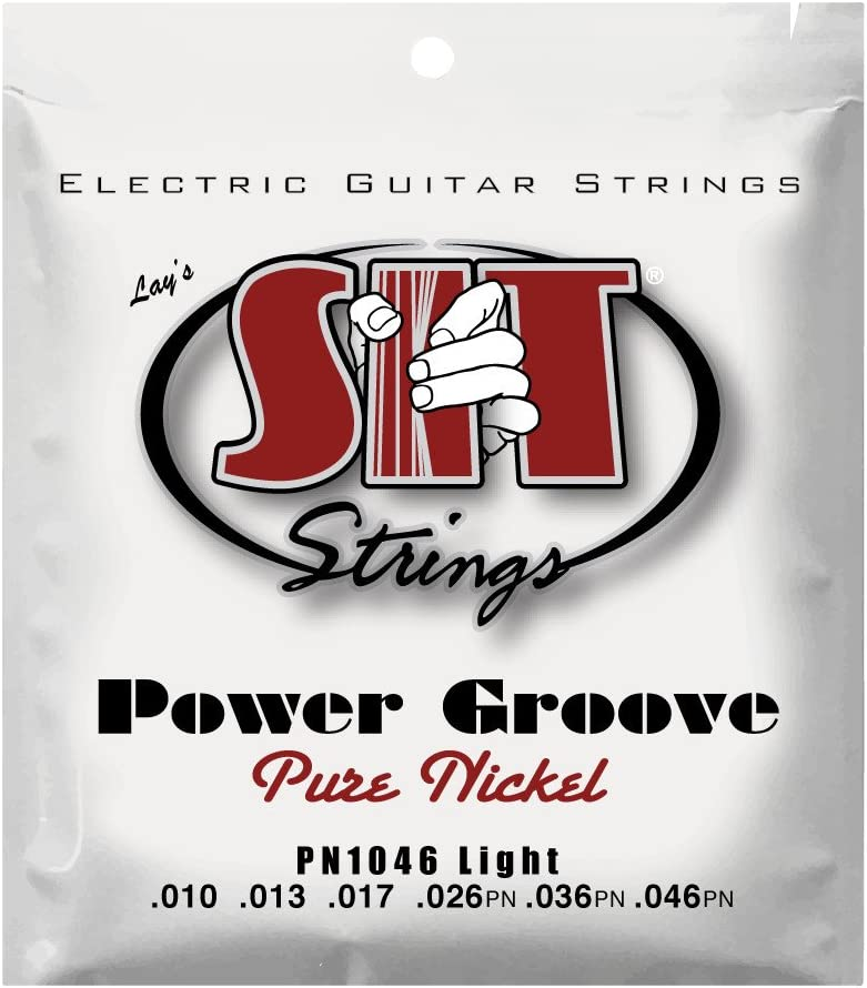 S.I.T String PN942 Extra Light Pure Nickel Wound Electric Guitar String