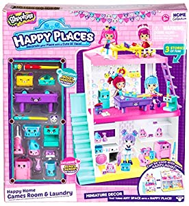 Happy Places Shopkins Happy Home Laundry And Games Room Studio