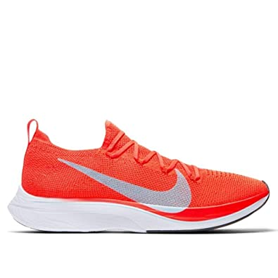 46371bda089e2 Nike Vaporfly 4% Flyknit Mens Aj3857-600 Size 4.5