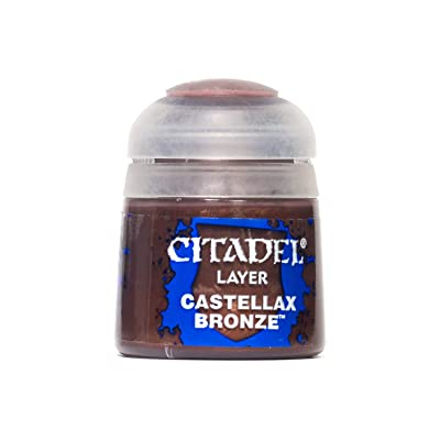 493-2289 Layer: Castellax Bronze (12ml): Toys & Games