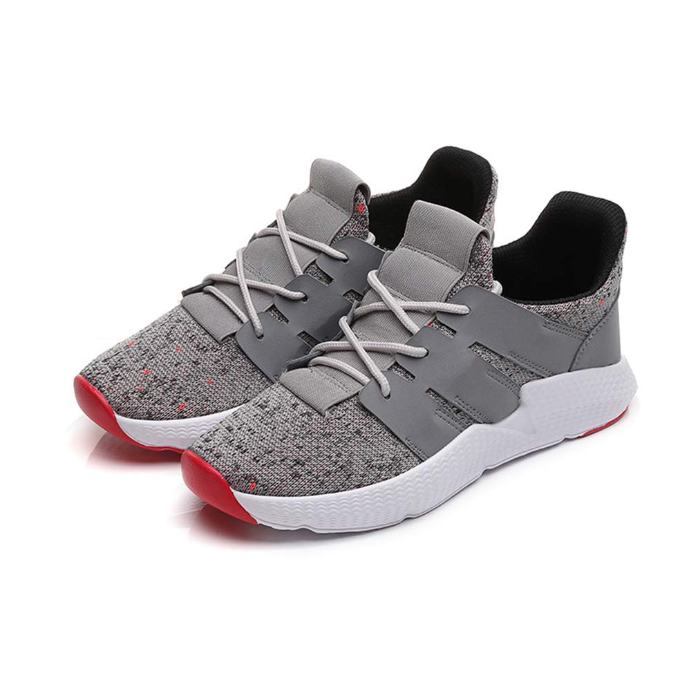 YAN Damen-Turnschuheen-Sportschuhe Non-Slip Leinwand Low-Top Casual schuhe Athletic Schuhe Trainings-Schuhe Grünes Schwarzes,C,40