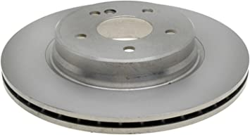 ACDelco 18A1476 Professional Rear Drum In-Hat Disc Brake Rotor