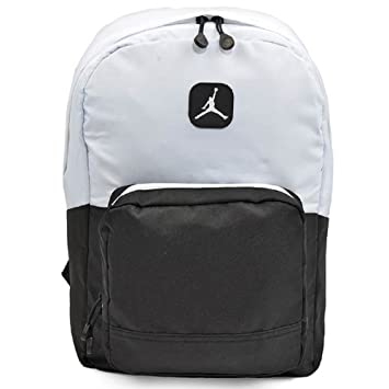 58597a0a7cab NIke AIr Jordan 365 Basics Backpack - Youth at Champs Sports 9A1347-001   Amazon.co.uk  Luggage