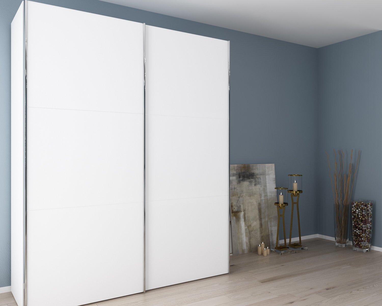 Deline Star Sliding Wardrobe Polar White Amazon Home Kitchen