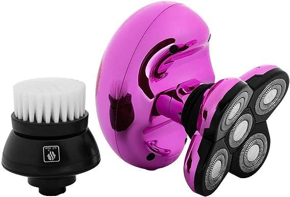 Afeitadora femenina eléctrica Butterfly Kiss para un afeitado en ...