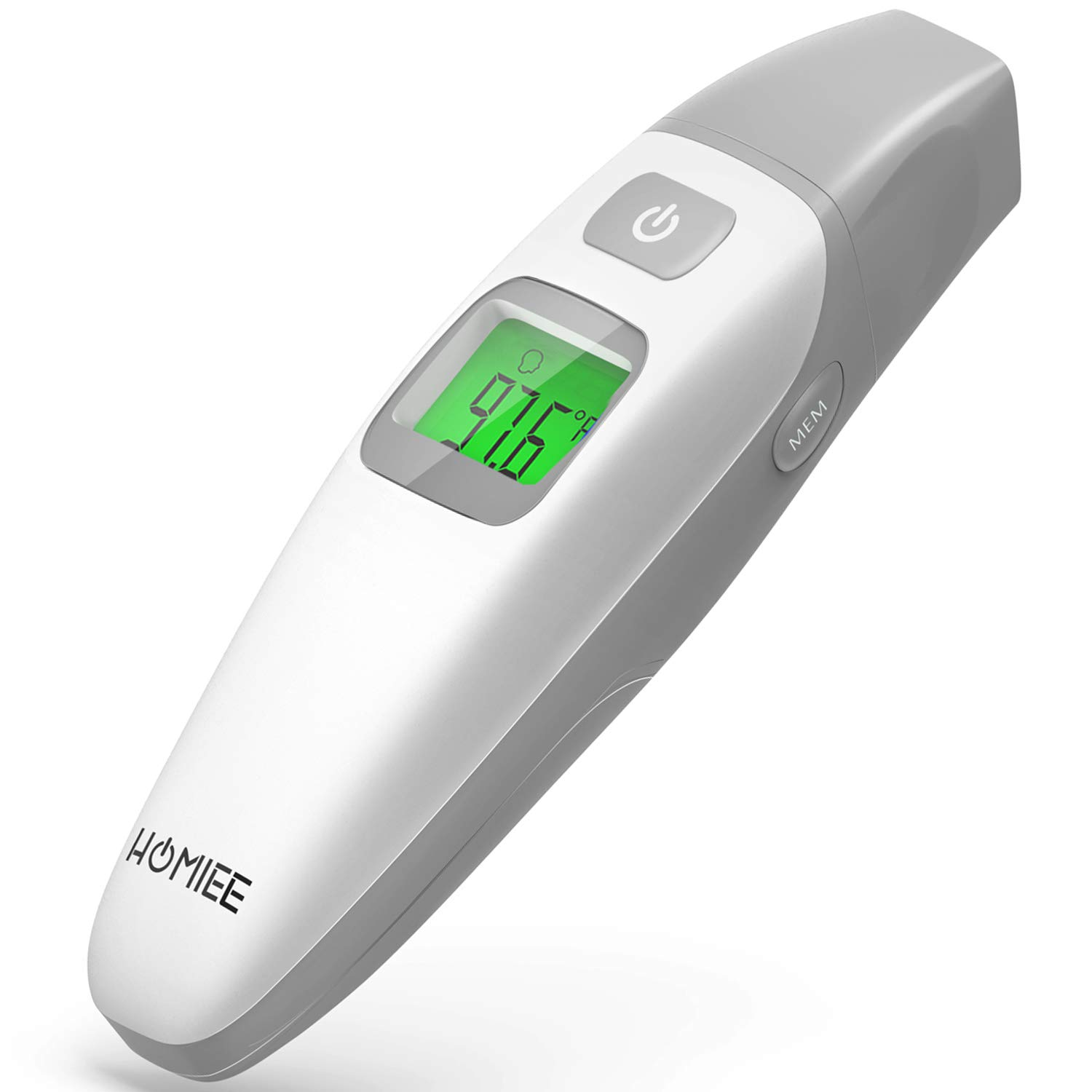 Best Infant Thermometer 2020 Amazon.com: HOMIEE Baby Thermometer, Ear and Forehead Thermometer