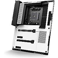 NZXT N7 B550 - N7-B55XT-W1 - AMD B550 chipset (Supports AMD Socket AM4 Ryzen CPUs) - ATX Gaming Motherboard - Integrated…