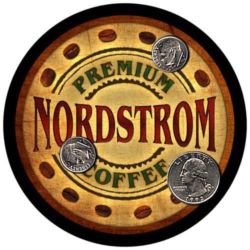 4 pack - Nordstrom Family Coffee Neoprene Drink Coasters