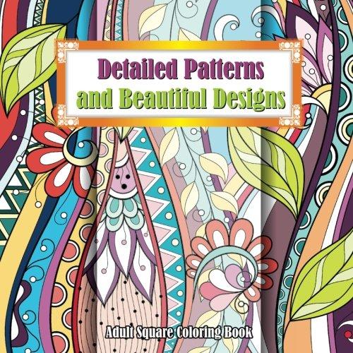 Detailed Patterns Amp Beautiful Designs Adult Coloring Book Sacred Mandala And