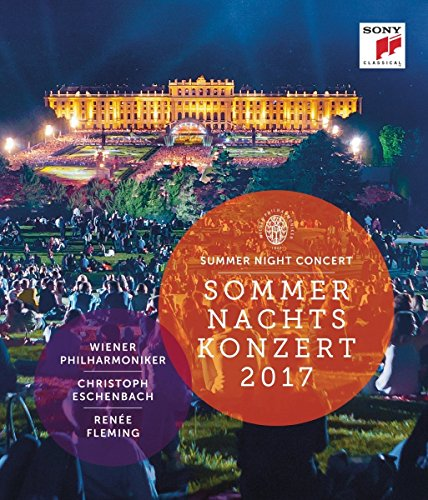 Blu-ray : Sommernachtskonzert 2017 / Summer Night Concert 2017 (Blu-ray)
