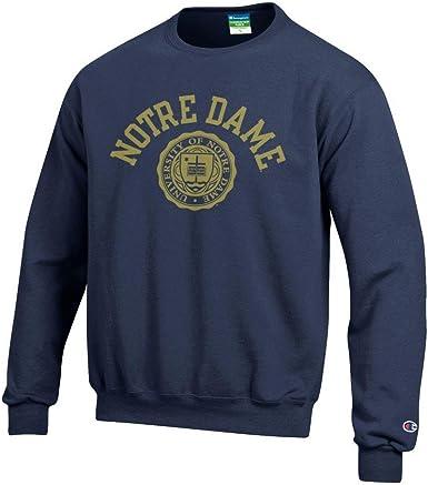 Elite Fan Shop NCAA Mens Crew Sweatshirt Team Seal