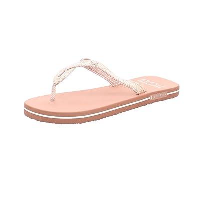 quality design 431cd fb902 ESPRIT Zehentrenner mit Glitter-Riemen: Amazon.de: Schuhe ...