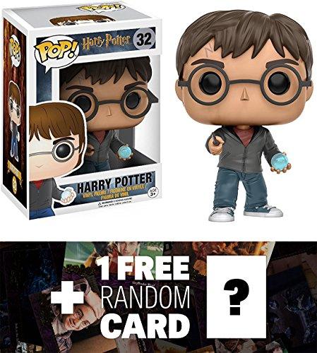 Harry Potter w/ Prophecy Orb: Funko POP! x Harry Potter Viny