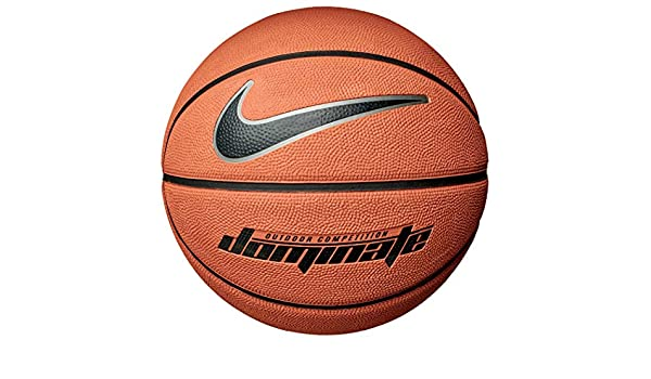 Nike Dominate 8 Panel - Balón de Baloncesto, NBA, Todo el año ...