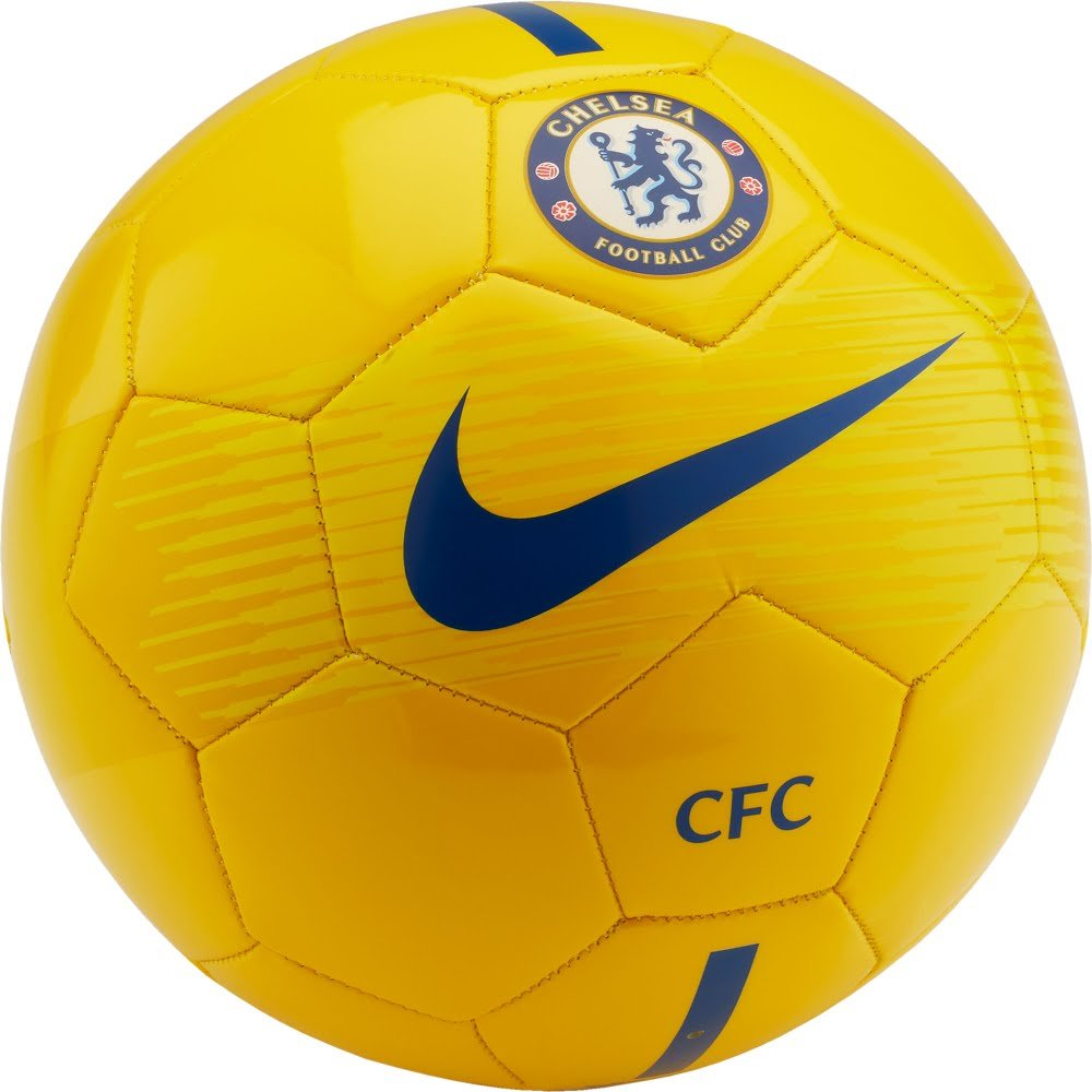 Nike Chelsea FC Supporters – Balón de fútbol, Tour Yellow/Dynamic ...