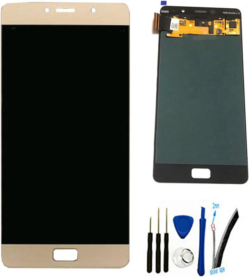 SOMEFUN Pantalla Táctil LCD de Digitalización Asamblea Pantalla de Recambio para UMI MAX F-550028X2N-C (Blanco (F-550028X2N-C)): Amazon.es: Electrónica