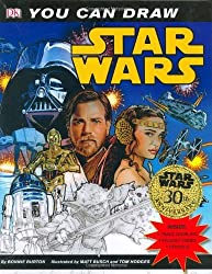 By Bonnie Burton You Can Draw: Star Wars (Act Csm Sp)