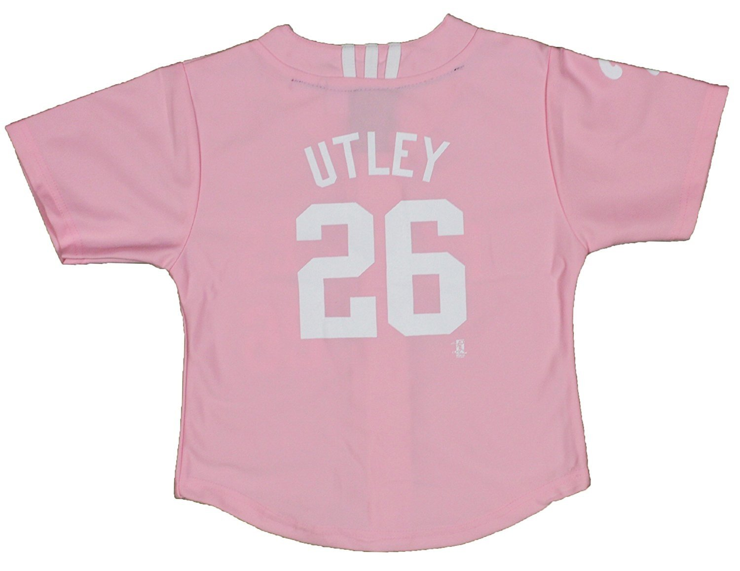 quality design 40b51 50eec Amazon.com : MLB Pink Philadelphia Phillies Youth Chase ...