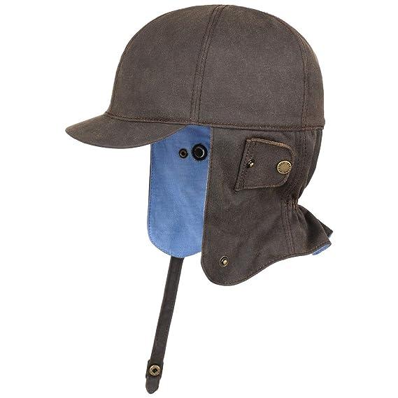 Stetson Bessemer Aviator Hat aviator hat aviator hat (S 54-55 - brown aff3ad3b52b