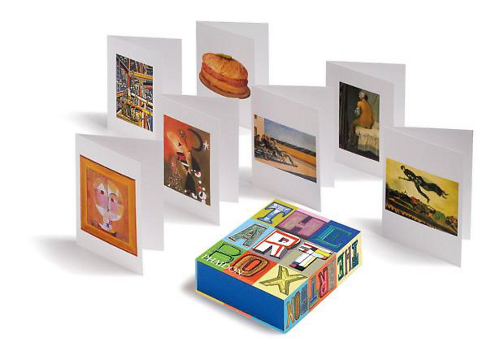 Read Online The Art Box Greeting Cards - Blue Selection PDF