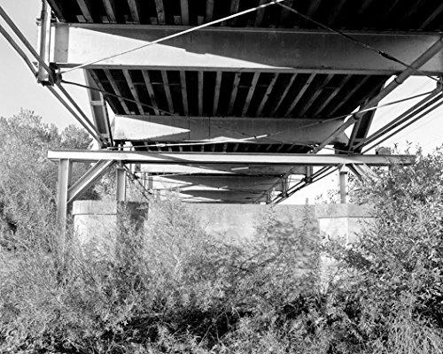 Historic Photo | Weidemeyer Bridge, Spanning Thomes Creek at Rawson Road, Corning, Tehama County, CA 2 Photograph 20in x 16in