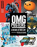 img - for OMG Posters: A Decade of Rock Art book / textbook / text book