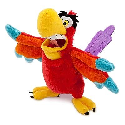 Disney Iago Plush - Aladdin - Small - 11 Inch: Toys & Games