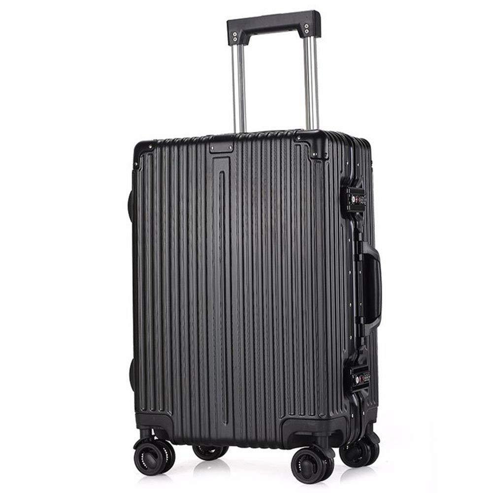 16a1873a0878 Amazon.com: MZTYX Us Aluminum Frame Trolley Case, Universal Wheel ...