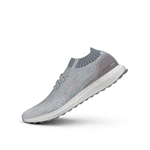 size 40 c10a1 46a2d Adidas Ultra Boost Uncaged Hombre Zapatillas para Correr - Claro Gris, 43  EU  Amazon.es  Zapatos y complementos