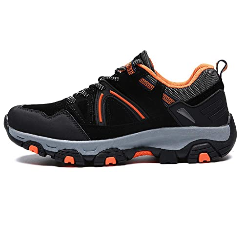 f86c75be9d Zapatos De Senderismo Antideslizantes Al Aire Libre Escalada Trail Running Zapatos  para Caminar De Los Hombres Caza Camping Trekking Zapatos  Amazon.es  ...