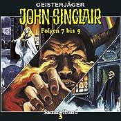 Das Horror-Schloss im Spessart / Das Mädchen von Atlantis / Das Dämonenauge (John Sinclair Sammelband 3, Folgen 7-9) | Jason Dark