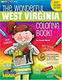 The Cool West Virginia Coloring Book, Carole Marsh, 0793398746