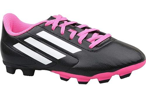 günstigster Preis 50% Preis große Vielfalt Stile adidas Unisex-Kinder Conquisto Fg J B25594 Fußballschuhe