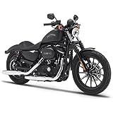 マイスト Maisto 1/12 ハーレー ダビッドソン Harley Davidson 2014 Sportster IRON 883 ブラック 完成品 32326 スポーツスターアイアン [並行輸入品]
