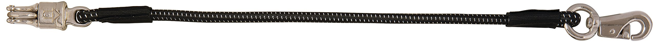 Weaver Leather Bungee Trailer Tie, Black with