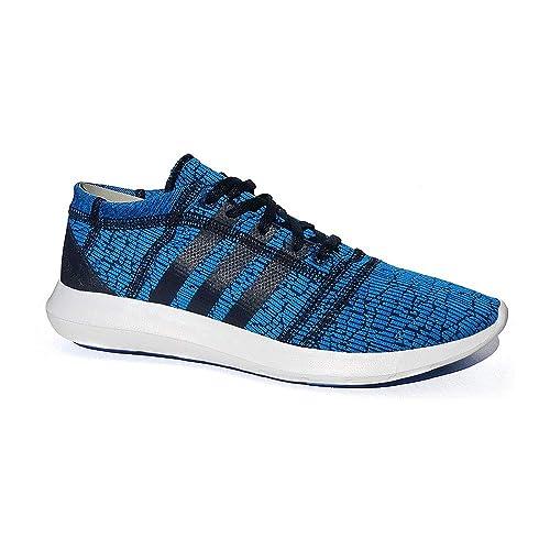 adidas Herren Laufschuhe Blau Blau: : Schuhe