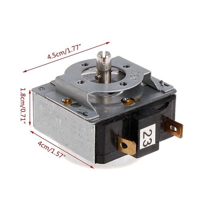 BIlinli 90Min Interruptor de Temporizador de Controlador de Tiempo ...
